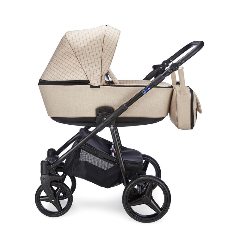 Santino Chamomile Carry Cot