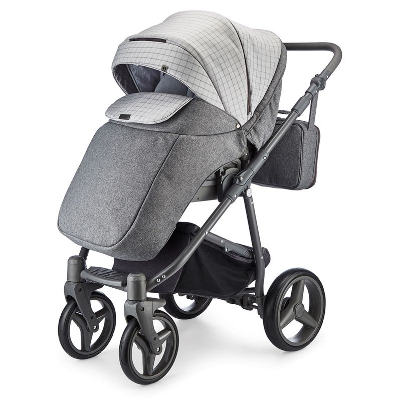mee-go Santino Urban Grey Seat Unit World