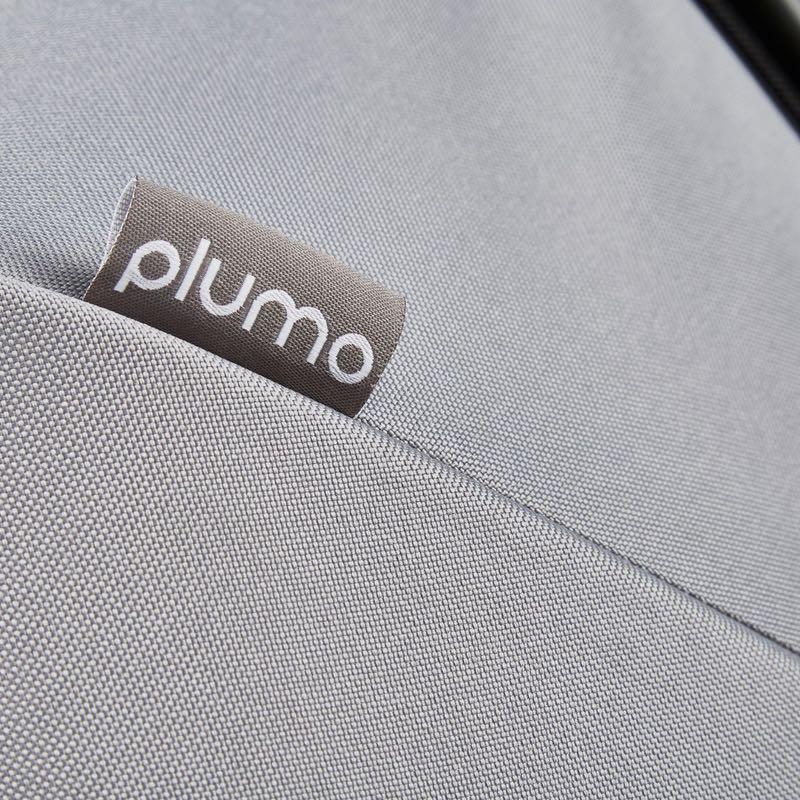 mee go Plumo Fabric Ash Grey 1