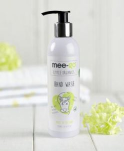 mee-go little organics natural hand wash