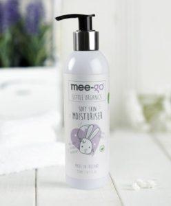 Mee go organic skincare moisturiser
