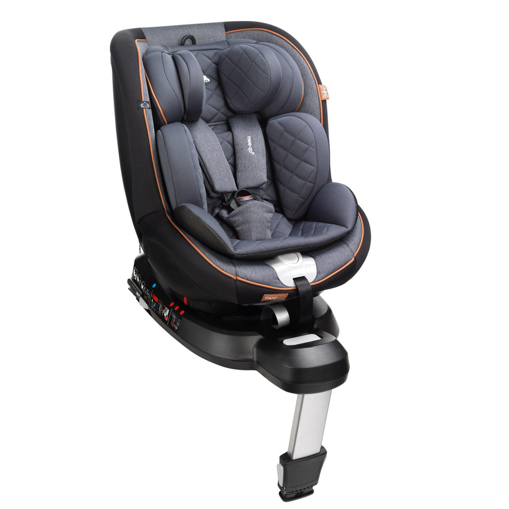 swirl 360° recline position