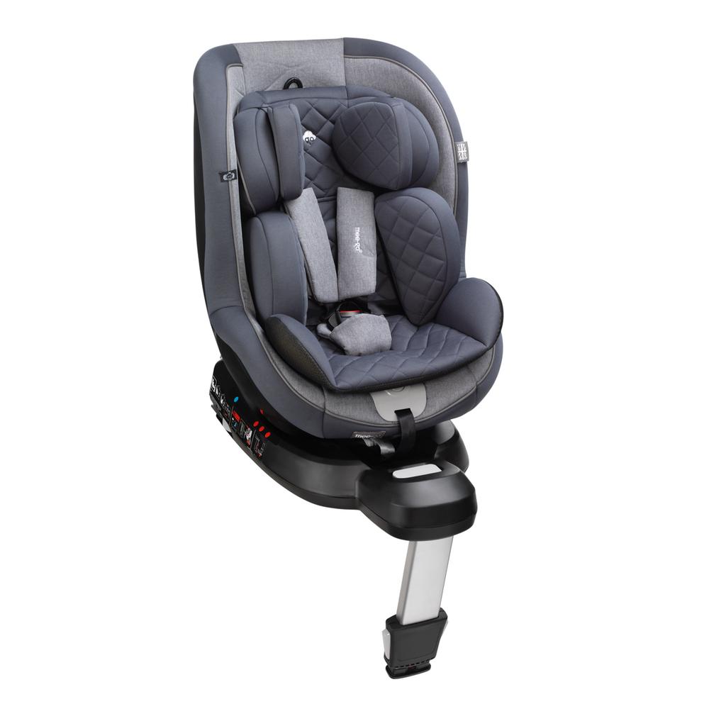 Mee-go Swirl 360 Car Seat Grey Trim Option
