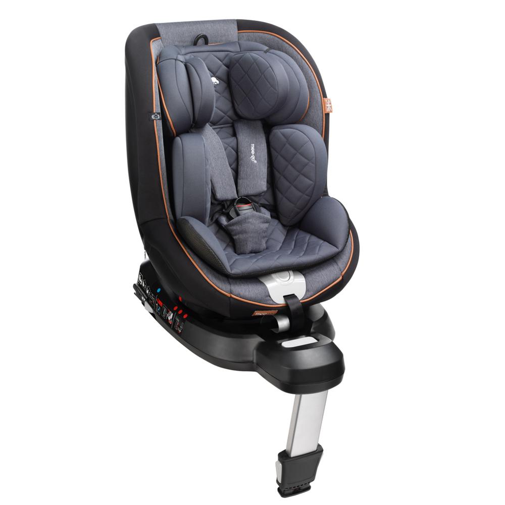 The mee-go swirl 360 car seat